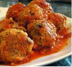 Albóndigas (Salvadorian Meat Balls) | Dining for Women