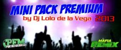 descarga Mini Pack 6 Remix - Dj Lolo de la Vega 2013 ~ Descargar pack remix de musica gratis | La Maleta DJ gratis online