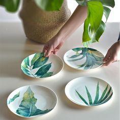 Fine Porcelain China Diane Japan Value Key: 6217648213 Ceramic Spoons, Ceramic Clay, Ceramic Painting, Ceramic Plates, Porcelain Ceramics, Ceramic Pottery, Pottery Art, Slab Pottery, Fine Porcelain
