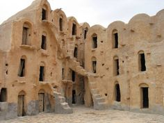 Ksar-ouled-soltane - Ghorfa - Wikipedia, the free encyclopedia