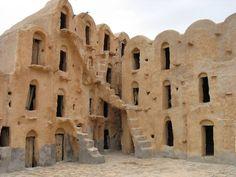 Ksar-ouled-soltane - Ghorfa - Wikipedia, the free encyclopedia