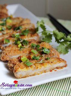 Thịt chiên xù tẩm mật ong-Sổ tay nấu ăn|Món ngon mỗi ngày|Nấu ăn