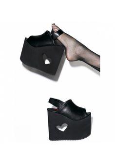 #DollsKill #Platform #Sandals #Shoes