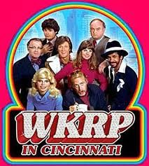 WKRP in Cincinnati--- MUST find the seasons of this, one of my favvvvve shows growing up :)))