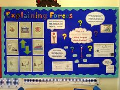 Science and Investigation, Explaining Forces, Forces, Scienc Ks2 Science, Primary Science, Primary Teaching, Science Resources, Science Lessons, Teaching Science, Science Activities, Science Projects, Teaching Resources