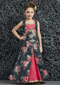 6e89a36e6f03 The online Indian ethnic wear store for kids offers all-year deals for  shopper who · Frocks For GirlsGowns ...