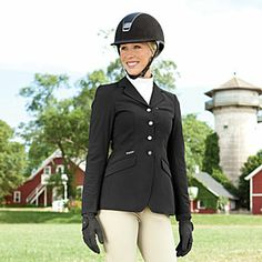 Pikeur Ghia II Riding Jacket - Equestrian Show Coats from SmartPak Equine