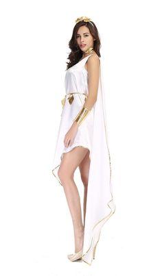 fc32e4fe08e29 34 Best Greek Goddess Costume images in 2017 | Bride groom dress ...