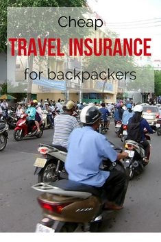 True Traveller is a cheap travel insurance for backpackers. It covers many activities and is suitable even for trips that last one year or more! Read more on the blog. #budgettravel #traveltips #traveling