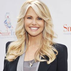 Kudos to Marie Claire for profiling women who have aged with grace! ~ Christie Brinkley