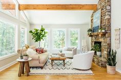 How it's Done: The Living Room Overhaul | Anthropologie Blog