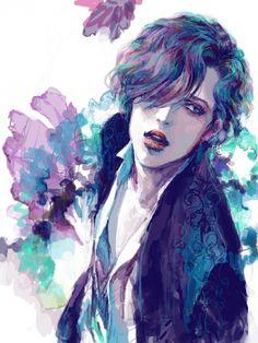 beautiful drawing, beautiful boy