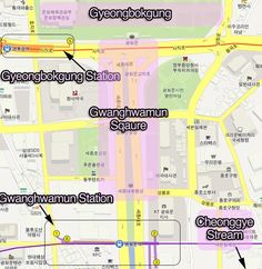 6 seoul subway shortcuts