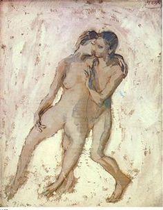 Nudes interlaces - Pablo Picasso