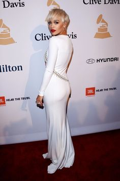 Rita Ora - Pre-Grammy Gala and Salute to Industry Icons