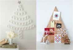 Decoração-de-Natal-com-árvores-diferentes.jpg (750×512)
