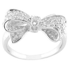 i love this ring!!!!! im a big lover of bows. love the bow on this ring.