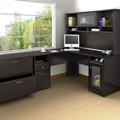 Modern Corner Desk Home Office