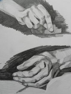 Pencil on paper. Created by JCo.