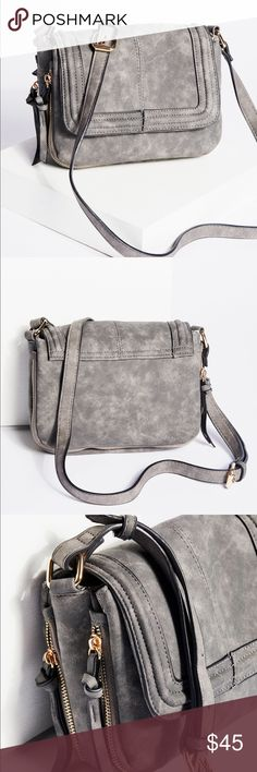 Free People Mila Bag From Free People Line Violet Ray is the Mila bag in charcoal Free People Bags