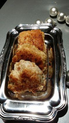 SANS GLUTEN SANS LACTOSE: Croquettes de poulet et coco sans gluten et sans lactose