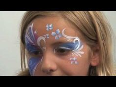 7+ Awesome Face Painting Tutorials For Beginners   Okidoki Face Painting Blog