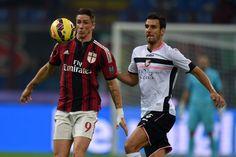 Fernando Torres Photos: AC Milan v US Citta di Palermo - Serie A