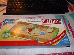 Our Journey: Shell Game By ThinkFun Review