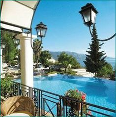 Grecotel Daphnila Bay Thalasso, Corfu, Greece.  Find this hotel for room rates  http://www.cheaperpricefind.com