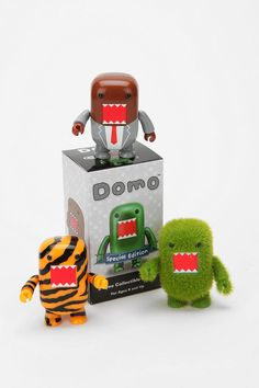 Domo 8 inch Vinyl Bank Sealed Diamond Select Toys