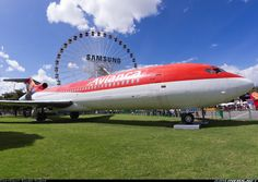 Airliners.net - We all like retro liveries on modern jets, but modern liveries on retro jets are super cool as well like this Avianca B727-2H3/Adv.  Szabo Gabor