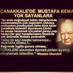 Onu yok sayanlara gelsin ! Turkish People, Turkish Army, The Turk, Great Leaders, The Republic, Homeland, Karma, My Hero, Famous People