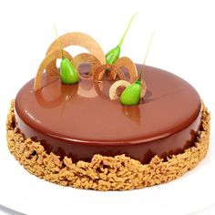 Latest recipe added to Savour Online Classes. Pear, chocolate, tea infused…