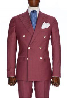 Pink Solaro suit