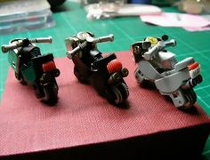 How to Turn a Lighter Into a Mini Motorcycle