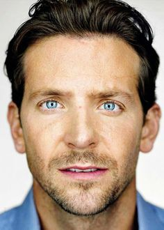 Bradley Cooper photographed by Martin Schoeller. Martin Schoeller, Celebrity Faces, Celebrity Portraits, Celebrity Hairstyles, Famous Portraits, Ryan Gosling, Photo Portrait, Portrait Photography, Man Portrait
