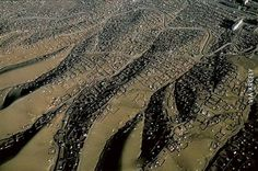 Aerial photo tour across countries and continents with a French photographer Yan Arthus-Bertrand Mongolia, New York Stadium, Arthus Bertrand, City From Above, Earth Photos, Park In New York, Urban Fabric, Urban Landscape, Aerial View