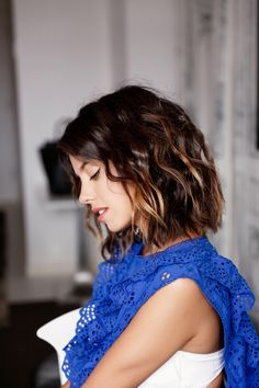 How+to+Get+Wavy+Hair+Overnight+|+StyleCaster
