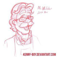 John Avery Whittaker by Kendal. | Adventures in Odyssey Fan Art | #AIOFanArt