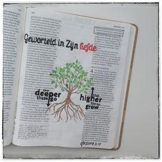 Geworteld in Zijn liefde | Efeziërs 3:17