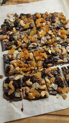 Amazing recipe from Ina Garten Back to Basics recipe book. French Chocolate, Chocolate Bark, Christmas Baking, Good Food, Cooking, Book, Amazing, Recipes, Ina Garten