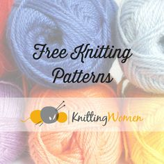 Discover a vast database of free knitting patterns; whether you're looking for baby patterns, shawls, afghans, tea cosies and more, we have the post you are looking for!