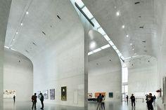 """archatlas:  Long Museum (West Bund)Atelier Deshaus """"The new..."""