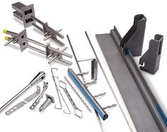 Ancon product range includes stainless steel cavity wall ties, brick support systems, masonry reinforcement, shear load connectors and balcony connectors.