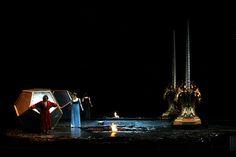 """""""Hans Heiling"""", H. Marschner, Cagliari, Teatro Lirico, 2004, Regia, Scenografia - Costumi di Pier Luigi Pizzi"""