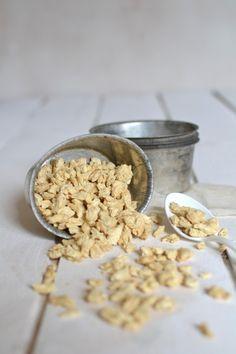 Les protéines de soja texturées (PST) et leurs vertus Desserts Végétaliens, Protein, Vegetarian Recipes, Healthy Recipes, Nutrition, Batch Cooking, Tofu, Tempeh, Superfood