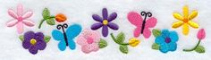 Machine Embroidery Designs at Embroidery Library! - Color Change - A5884