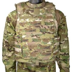 Tactical Advantage Product: BAE Systems IOTV (Improved Outer Tactical Vest) Gen. III OCP Multicam