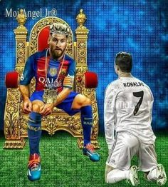 """Just In- New Stats shows that Lionel Messi is better than Cristiano Ronaldo and he is the """"GOAT"""" Messi Y Cristiano, Lional Messi, Messi Vs Ronaldo, Messi Soccer, Neymar Jr, Soccer Sports, Soccer Tips, Nike Soccer, Soccer Cleats"""