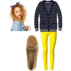 """""""Back to school outfit #5"""" by simplyyravenn on Polyvore"""